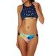 Roxy Pop Surf Light Neo Crop Bikini Top
