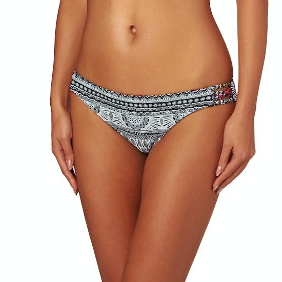 Roxy Poetic Mexic 70s Bikini Bottoms