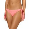 SWELL Nelson Bay Tie Side Pant Bikini Bottoms - Coral