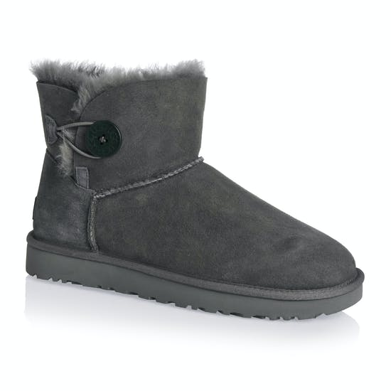 fea391e8579 UGG Mini Bailey Button II Womens Boots - Free Delivery options on ...