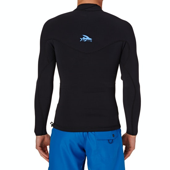 Patagonia 1.5mm Mens R1 Lite Yulex Long Sleeve Top Wetsuit