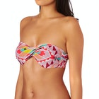 Billabong Tribe Time Tropic Bandeau Bikini Top