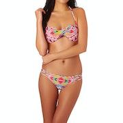 Billabong Tribe Time Tropic Bandeau Bikini Top