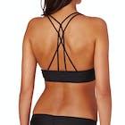 Volcom Simply Solid V Neck Bikini Top