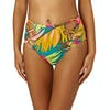 Cueca de Biquini Volcom Hot Tropic Retro - Teal