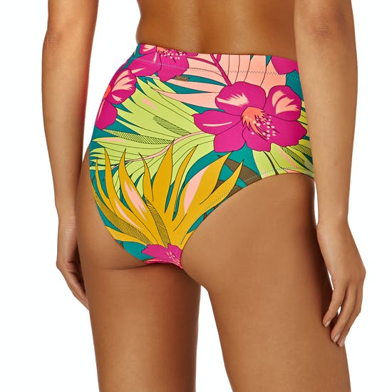 Cueca de Biquini Volcom Hot Tropic Retro