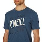 O'Neill Signage Mens Short Sleeve T-Shirt