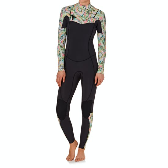 Billabong Salty Dayz 3/2mm 2017 Chest Zip Wetsuit