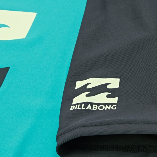 Billabong Team Waves Short Sleeve Rashguard