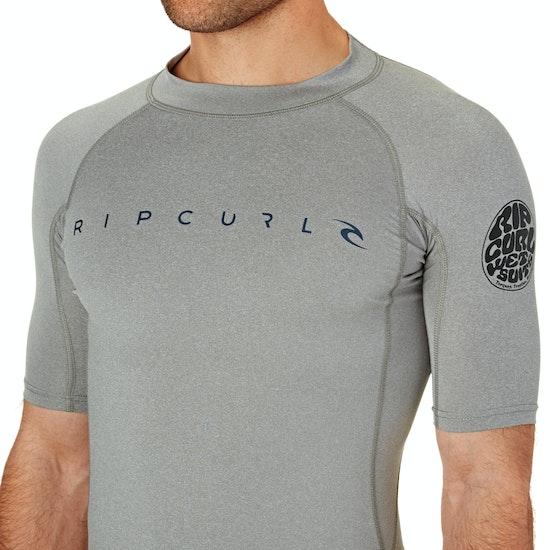Rip Curl Dawn Patrol Short Sleevee Rash Vest
