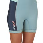 Rip Curl Dawn Patrol 2mm Back Zip Long Sleeve Shorty Ladies Wetsuit