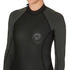 Billabong Surf Capsule 2mm 2017 Back Zip Long Sleeve Shorty Ladies Wetsuit