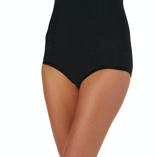 Rip Curl G Bomb 1mm Cap Sleeve Front Zip Shorty Ladies Wetsuit