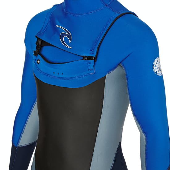 Rip Curl Dawn Patrol 3/2mm Chest Zip Boys Våtdrakt