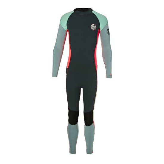 Rip Curl Junior Dawn Patrol 3/2mm Back Zip Girls Гидрокостюм