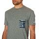 Billabong Team Pocket Short Sleeve Surf T-Shirt