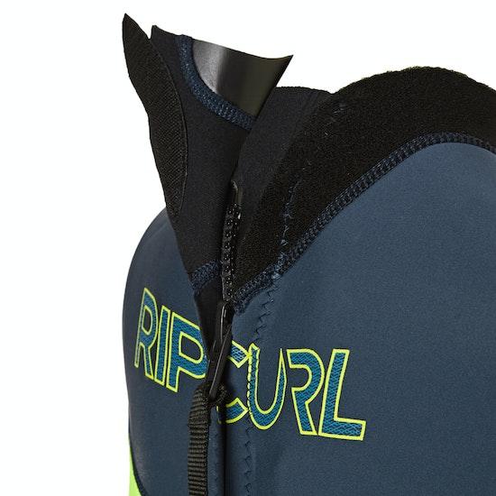 Rip Curl Dawn Patrol 3/2mm Back Zip Boys Wetsuit