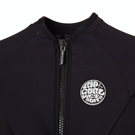 Rip Curl G Bomb 1mm 2019 Front Zip Long Sleeve Wetsuit Jacket