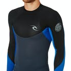 Rip Curl Dawn Patrol 1.5mm Back Zip Long Sleeve Wetsuit Jacket