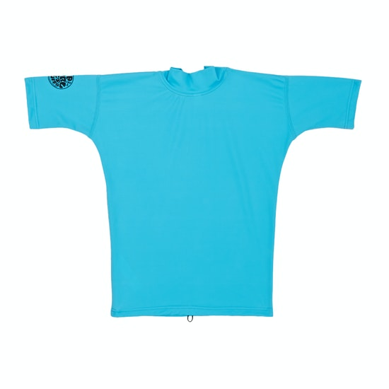 Rip Curl Junior Corpo Short Sleeve Boys Rash Vest