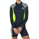 Rip Curl Dawn Patrol 2mm Back Zip Long Sleeve Shorty Womens Wetsuit