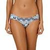 Rhythm Uluwatu Tropic Bikini Bottoms - Navy