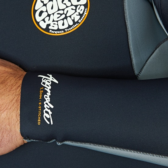 Rip Curl Aggrolite 1.5mm Zipperless Long Sleeve Wetsuit Jacket