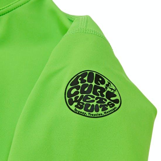 Rip Curl Groms Corpo Long Sleeve Kids Rash Vest