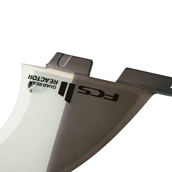 FCS II Reactor Performance Core Quad Rear Fin