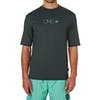 Surf T-Shirt O'Neill Skins Short Sleeve - Graphite