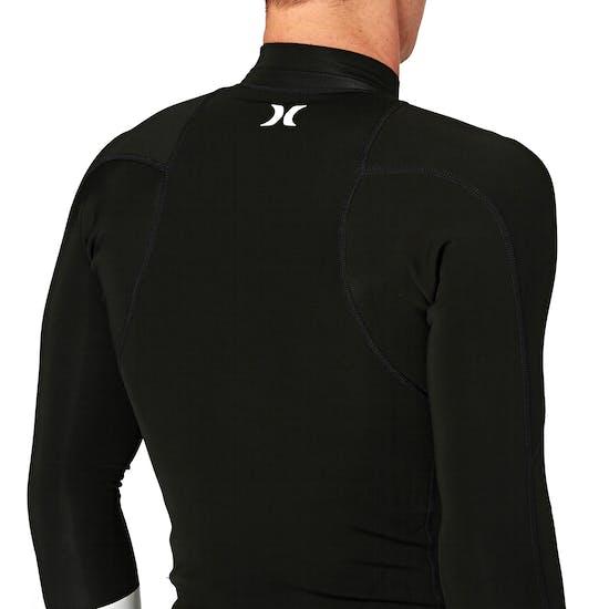 Hurley Fusion 1mm 2017 Long Sleeve Rash Vest