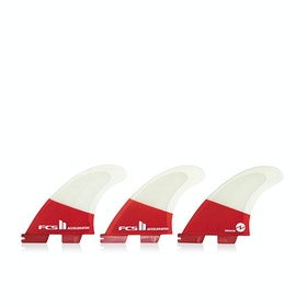 FCS II Accelerator Performance Core Thruster Fin - Red