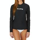 O'Neill Basic Skins Long Sleeve Ladies Surf T-Shirt