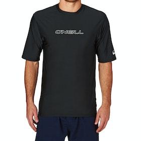 O'Neill Basic Skins Surf T-Shirt - Black