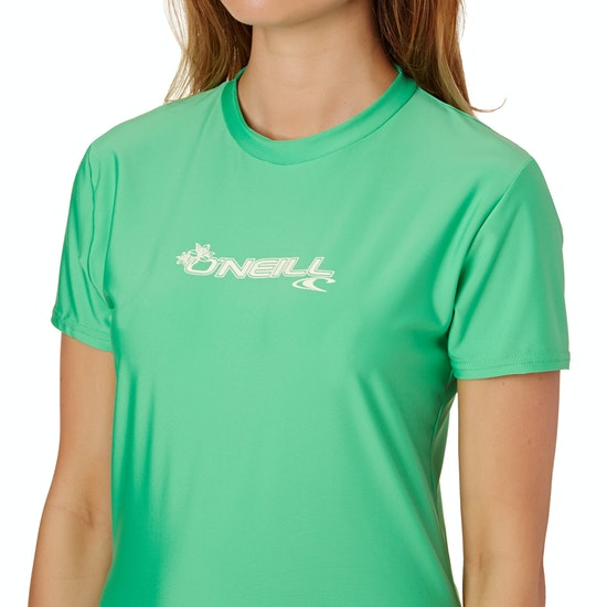 O'Neill Basic Skins Short Sleeve Ladies Surf T-Shirt