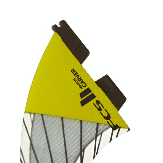 FCS II Carver Performance Core Carbon Thruster Fin