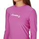 O'Neill Basic Skins Long Sleeve , Surf T-Shirt Dam