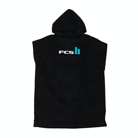 FCS Fcs Kids Boys Changing Robe - Black