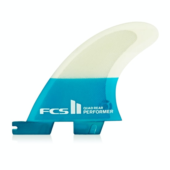 FCS II Performer Performance Core Quad Rear Fin