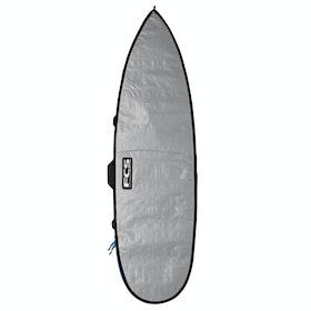Housse de Surfboard FCS Classic Shortboard - Silver Tarpee