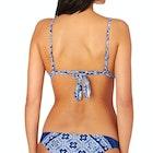 Rusty Atlantis Triangle Bikini Top