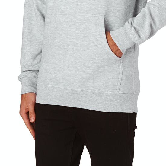 Welcome Scrawl Embroided Pullover Hoody