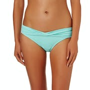 Seafolly Twist Band Hipster Bikini Bottoms