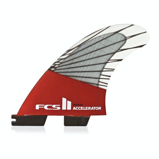 FCS II Accelerator Performance Core Thruster Fin