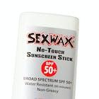 Sex Wax No Touch Sunscreen Stick SPF 50 Sun Protection