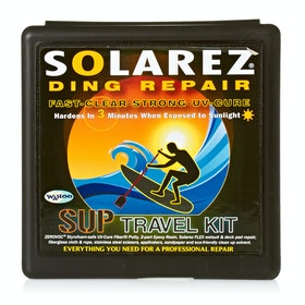 Solarez SUP Epoxy Pro Travel Surf Repair - Black