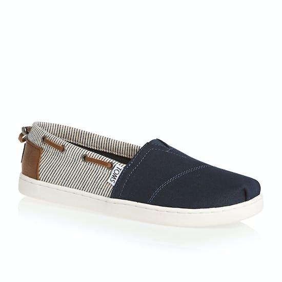 Toms Bimini Kids Slip On Shoes