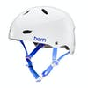 Bern Brighton EPS Dames Skatehelm - Gloss White