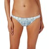 Billabong Tropic Mas Olas Bikini Bottoms - Blue Tide