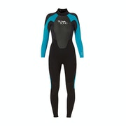 Billabong Launch 5/4/3mm Back Zip Womens Wetsuit